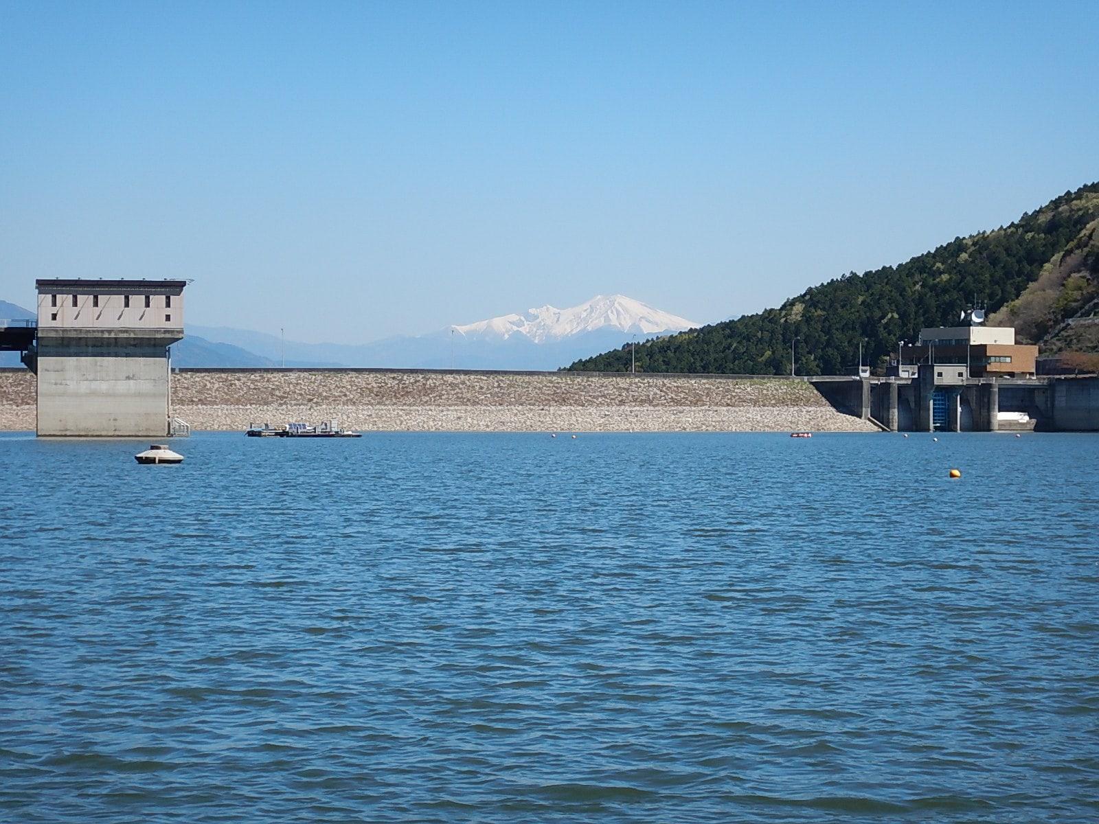 独立行政法人水資源機構 阿木川ダム管理所